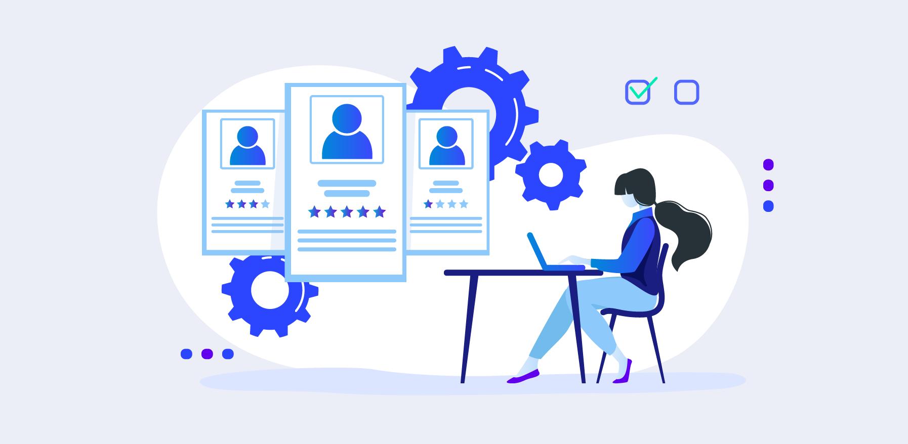 ¿Cómo un CLM apoya el proceso de selección de proveedores?