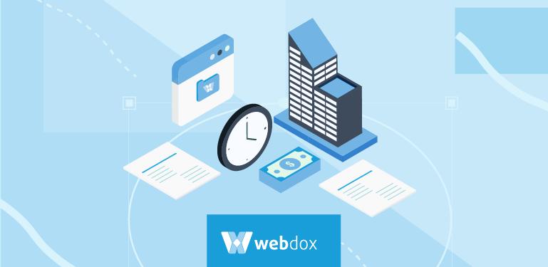 El tiempo es oro para implementar un software de gestión de documentos